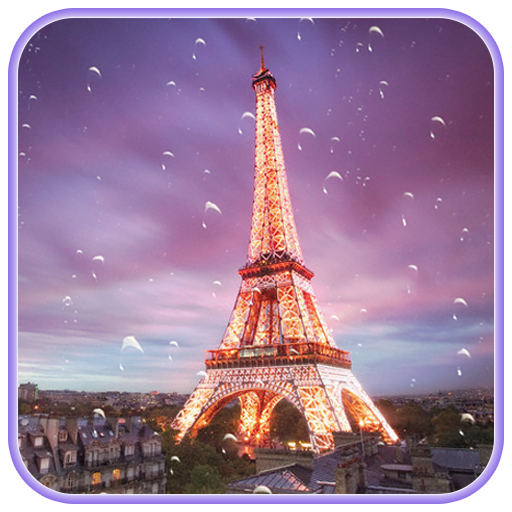 Eiffel Tower Live Wallpaper Apps On Google Play