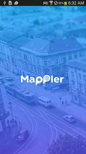 MapplerK2 - náhled
