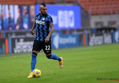 Arturo Vidal évoque la rumeur Olympique de Marseille