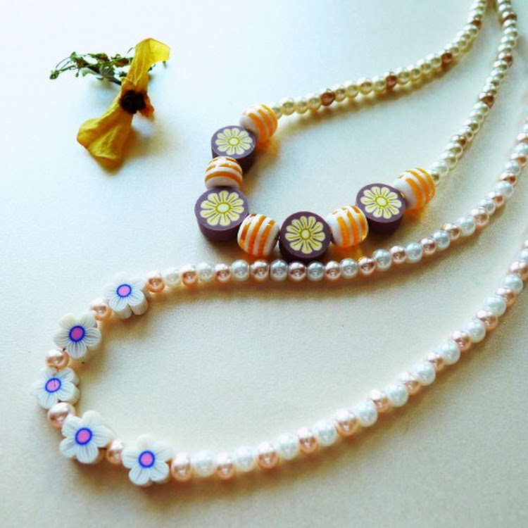 Summer Breeze Series- Necklace for children by Heavenly Gems