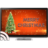 Christmas on TV via Chromecast