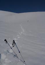 Photo: Up the Seward Glacier.