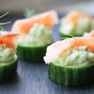 Cucumber Canapes Recipes.