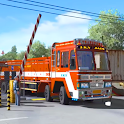 Indian Truck Offroad Cargo Drive Simulator icon