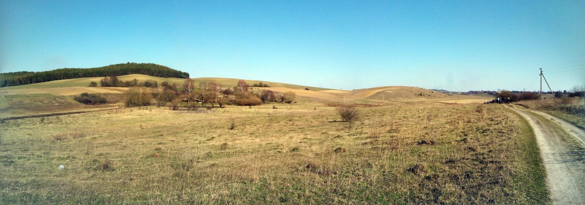 Марківська гора