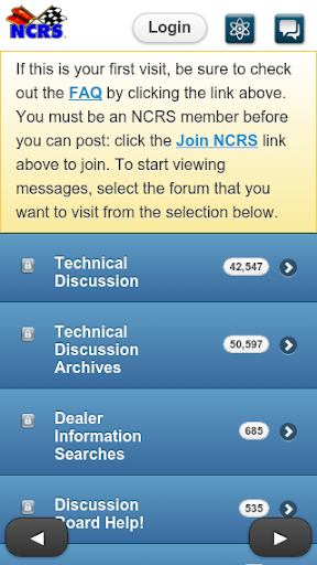 NCRS Technical Forum
