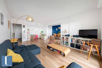 Appartement 4 pièces 111,87 m2