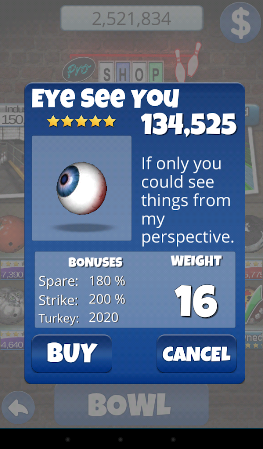 Let's Bowl 2: Bowling Free- screenshot