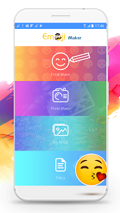 Emoji Maker for Messenger & Whatsapp - náhled