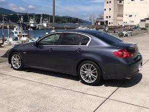 スカイライン V36 350GT Type Sのカスタム事例画像 まあくん◢│⁴⁶✅さんの2021年10月06日18:05の投稿