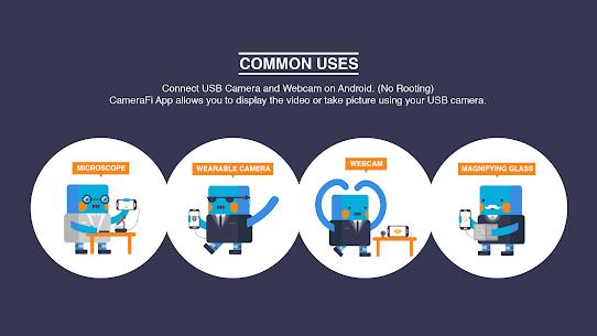 CameraFi – USB Camera / Webcam App Download For Android 1