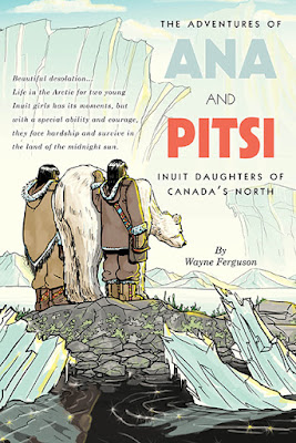 The Adventures of Ana and Pitsi cover