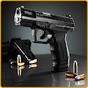 Gun Simulator Club icon