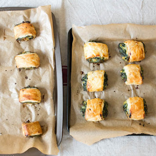 Spinach And Cheese Sausage Rolls Recipes