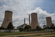 Duvha power station in Witbank. A report by a coal expert claims that most Eskom coal-fired power plants persistently exceed air pollution limits.