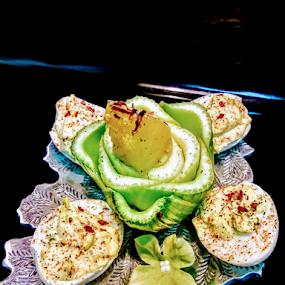 Eatz by Carlo McCoy - Food & Drink Plated Food (  )