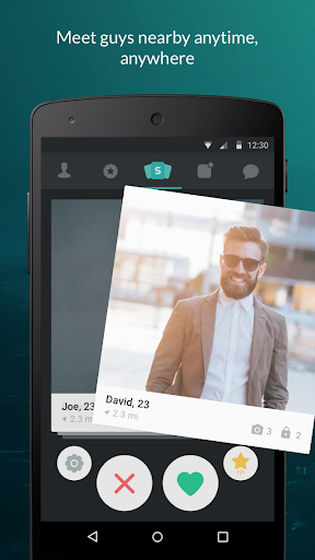 Surge: Gay Dating & Chat 5.11.4 screenshots 1