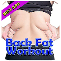 Back Fat Workout at Home icon
