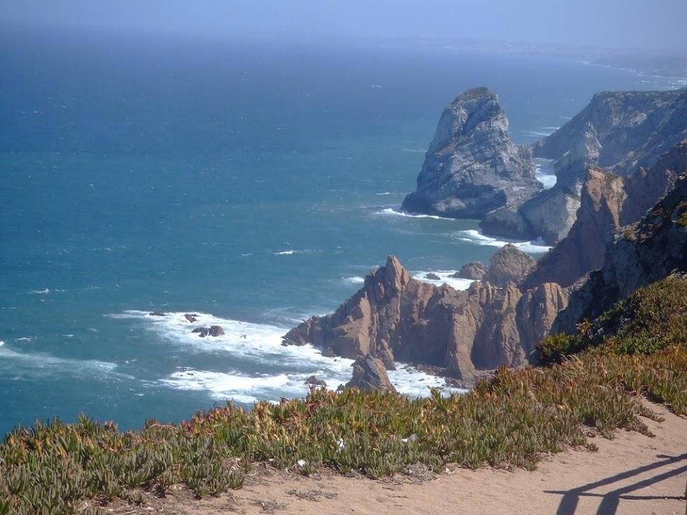 portugália, cabo de roca - a világ vége