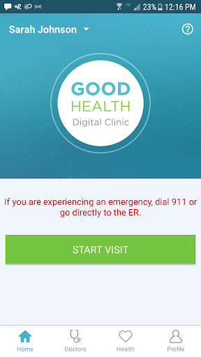 GoodHealth Digital Clinic 2.0.0 (34514) screenshots 1
