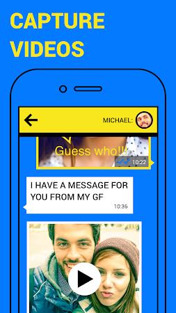 BLINDSPOT - chat anonymously 1.4.4 screenshot 555401