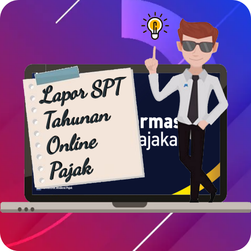 2021 Cara Lapor Spt Tahunan Online Pajak App Download For Pc Android Latest