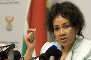 Department of International Relations and Cooperation Minister Lindiwe Sisulu