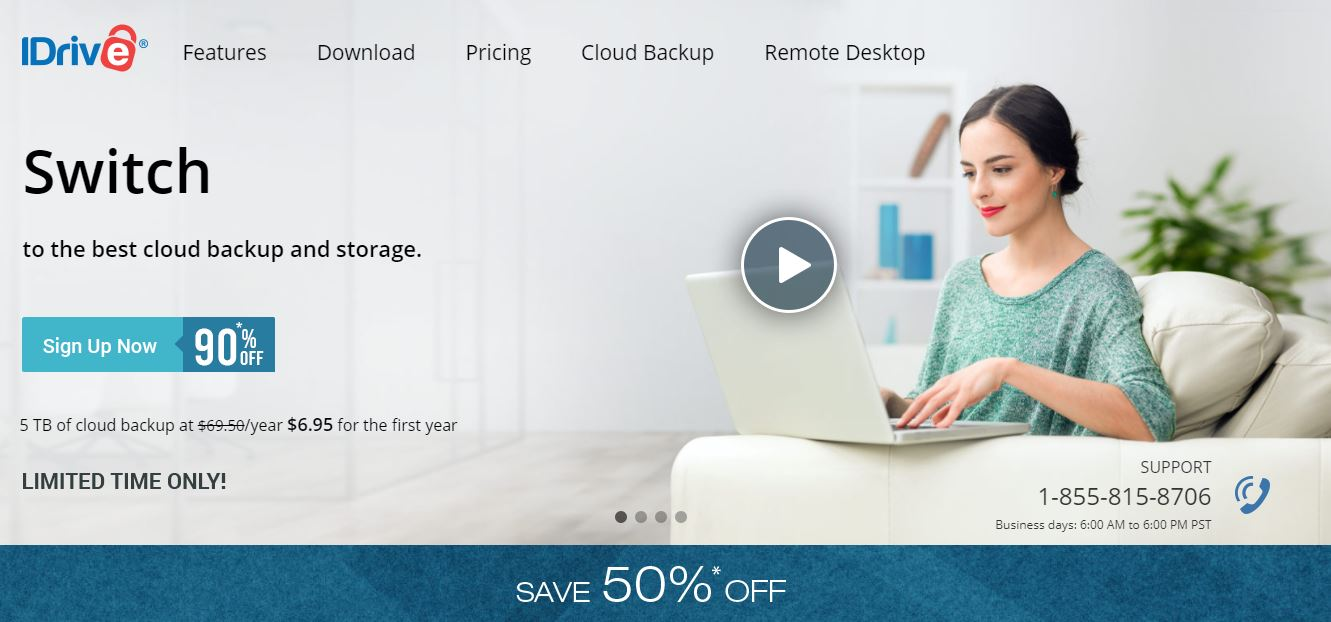 Idrive Windows Server Backup Software