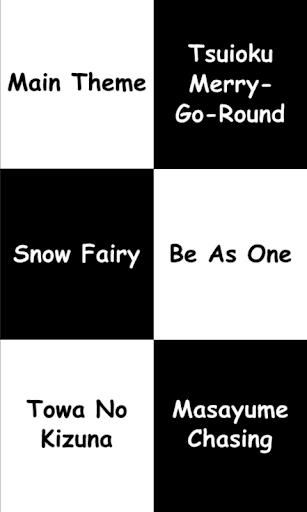 Piano Tap - Anime Fairy Tail 15 screenshots 1
