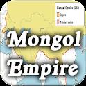 History Mongol Empire icon