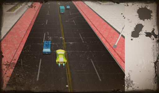 Traffice Car Racing 3D