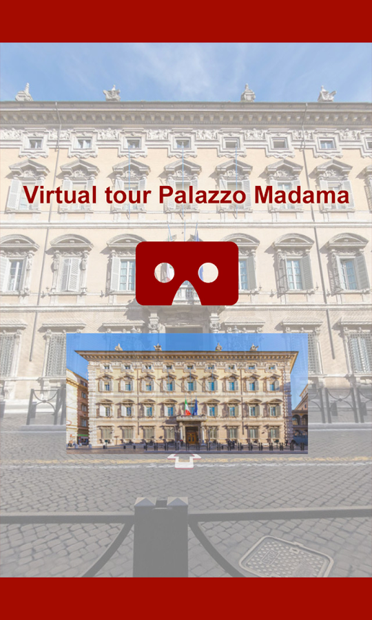 Virtual Tour- screenshot