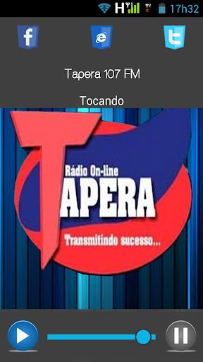 Tapera 107 FM