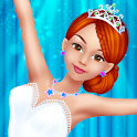Ballerina Dress Up: Girls Game icon