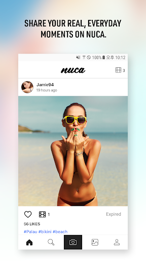 Nuca - Sell your moment 1.2.0 screenshots 1