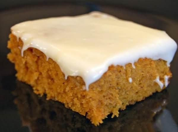 Halloween Magic Nut Cake Recipe