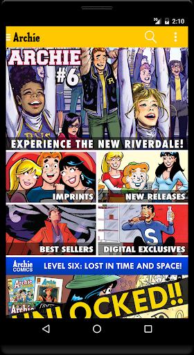 玩免費漫畫APP|下載Archie Comics app不用錢|硬是要APP