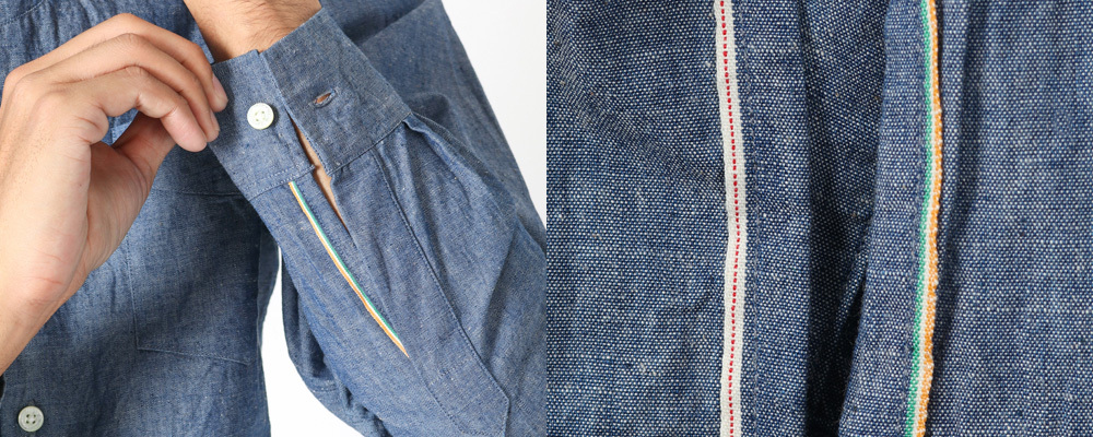 Buono Shirts Japan Blue Jeans