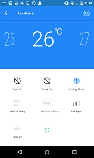 Lloyd Smart AC Remote Control 1.0.8 screenshots 8