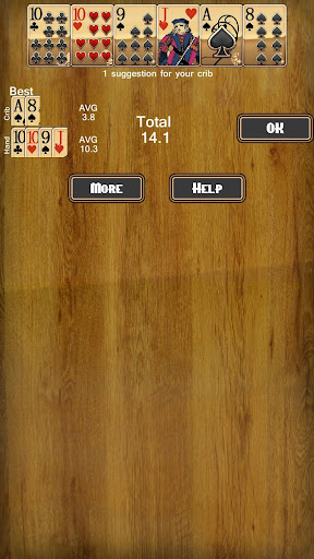 Cribbage Club (free cribbage app and board) screenshots 9
