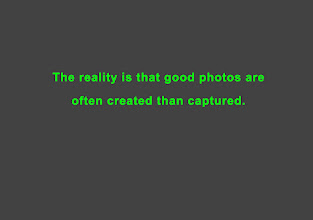 Photo: Amateurs FOOLISHLY believe that camera hardware is the magic behind good looking photos.