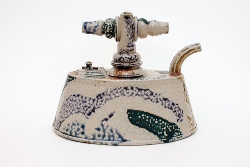 Peter Meanley Ceramic Tea Pot 14