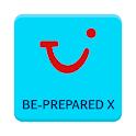 Be Prepared X icon