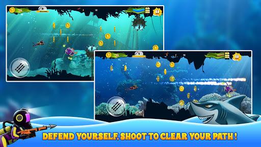 Sea Dash Screenshot