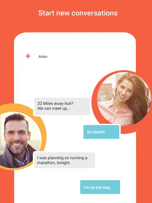 W-Match: Dating App, Flirt & Chat screenshots
