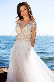 e197f7fb537fe75 Свадебные платья в греческом стиле: 3706 фото платьев Ампир 2018 в ...