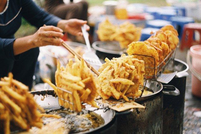 Kết quả hình ảnh cho vietnam street food