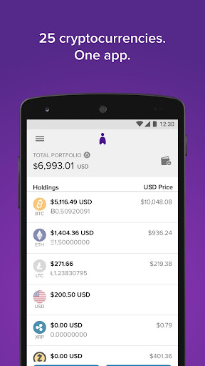 Download Abra: Bitcoin, XRP, LTC MOD APK 1