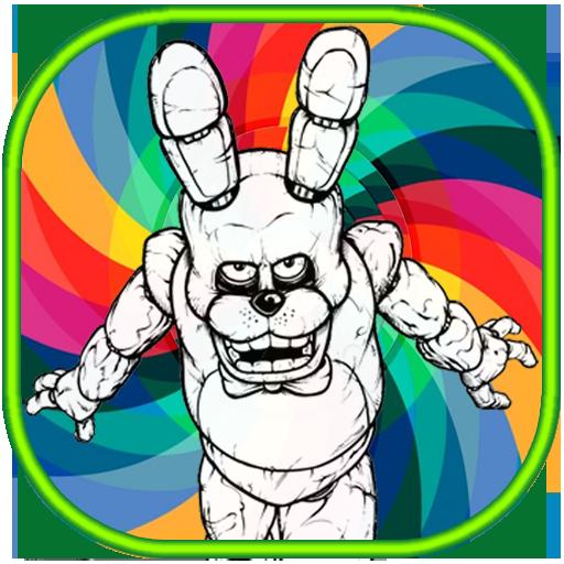 Coloring and Drawing: Mewarnai Freddy