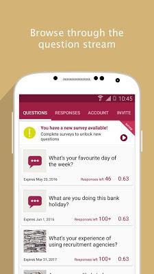 Voxpopme - Paid Video Surveys - screenshot